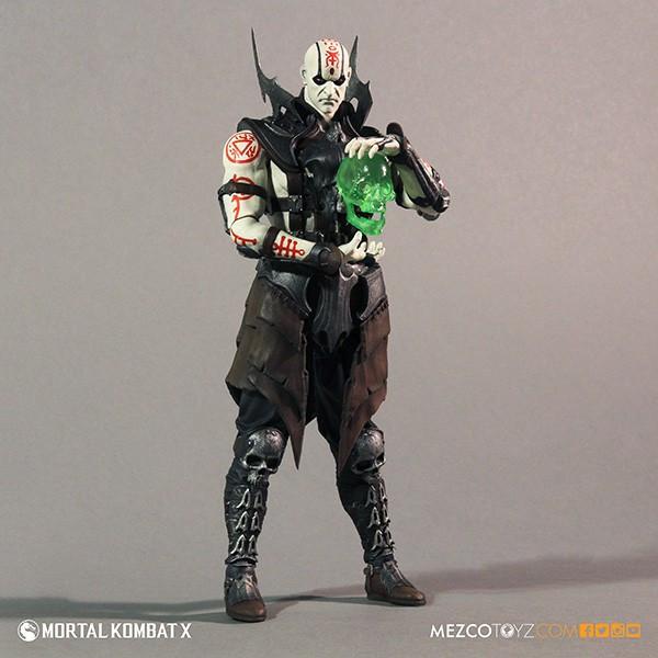 Mortal Kombat X Quan Chi 6 Inch Action Figure Nj Toys