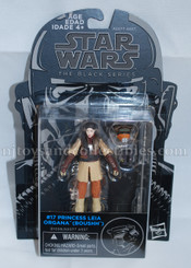 Star Wars Black Series 3.75-Inch Wave 8: Leia Boushh Action Figure