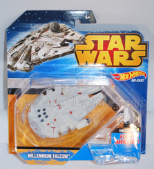 Star Wars Hot Wheels Starships: Millennium Falcon
