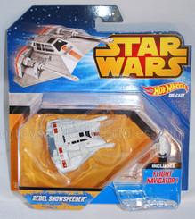 Star Wars Hot Wheels Starships: Rebel Snowspeeder