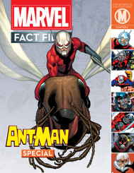 Marvel Fact Files Secial #10: Ant-Man Action Figure and Magazine