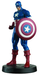Marvel Fact Files Secial #3: Captain America Action Figure and Magazine