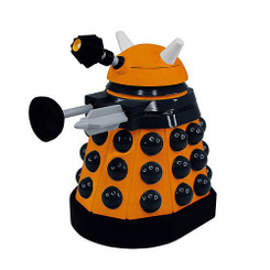 Doctor Who 6.5-Inch Vinyl Action Figure: Paradigm Dalek Orange Scientist