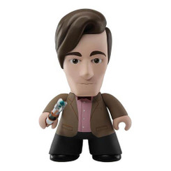 Doctor Who 6.5-Inch Vinyl Action Figure: 11th Doctor