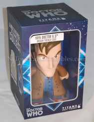 Doctor Who 6.5-Inch Vinyl Action Figure: 10th Doctor