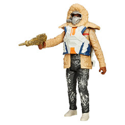 Star Wars Episode 7 3.75-Inch Armor Series Wave 1: Finn (Starkiller Base) Action Figure