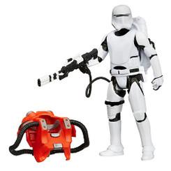 Star Wars Episode 7 3.75-Inch Armor Series Wave 1: First Order Flametrooper Action Figure