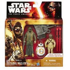 Star Wars Episode 7 Mission Series 2-Pack Wave 2: BB8 and Unkars Thug