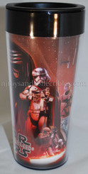 Star Wars Episode 7 16oz Plastic Travel Mug