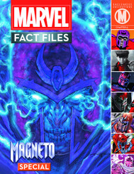 Marvel Fact File Guide: Magneto