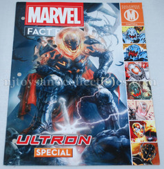 Marvel Fact File Guide: Ultron