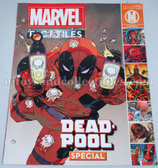 Marvel Fact File Guide: Deadpool