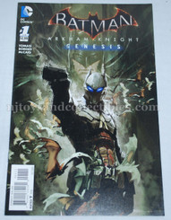 Comic Book: Batman Arkham Knight: Genesis #1
