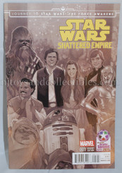 Comic Book: Star Wars: Shattered Empire #1