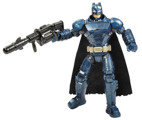 Batman vs Superman 6-Inch Battle Armor: Batman Action Figure