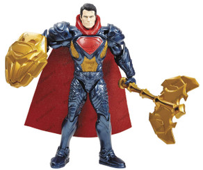 Batman vs Superman 6-Inch Epic Battle: Superman Action Figure