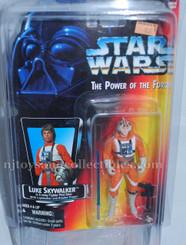 Star Wars Power of the Force: Luke Skywalker X-Wing Transition Tray