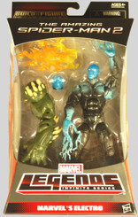 Marvel Legends Infinite Series Electro Action Figure