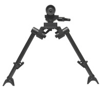 "Accuracy International 9""-12"" S7 AI Bipod with Raptor Feet"