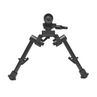 "Accuracy International 7""-9"" S7 AI Bipod with Rubber Feet"