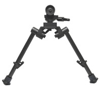 "Accuracy International 9""-12"" S7 AI Bipod with Rubber Feet"