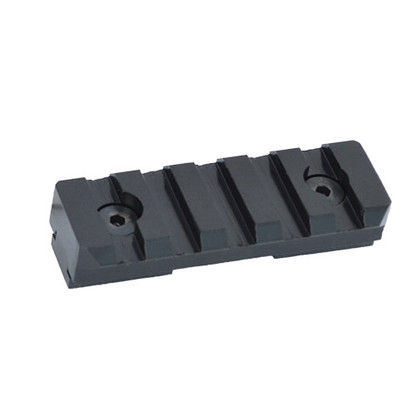 Mounts any Picatinny bipod, light, forward grip or accessory to your Freeland Rail (American)Versa-Pod Freeland Rail (American) to Picatinny Rail Bipod Adapter This bipod adapter will convert your Freeland Rail (American) Custom Rail system to the (MIL-STD 1913) Picatinny Rail. The rail and mount is constructed from Solid Steel and manufactured right here in the USA!