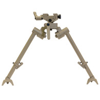 "Special Edition Dark Tan 9""-12"" S7 Bipod with Raptor Claws"