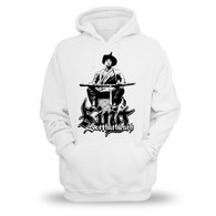 Chao Setthathirath - White Hoodie