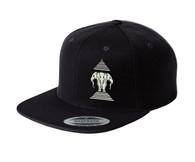 Xang Saam Hua Hat - Black