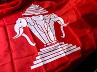 Xang Saam Hua Flag