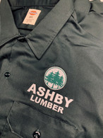 Embroidery for Ashby Lumber