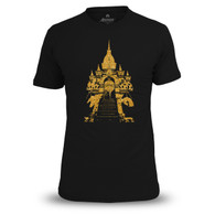 Wat Pha That Luang - Black