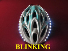 Original Blinking Lid Lights - White - 18 LED's per Strip