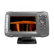 Lowrance Hook2-5 Fish Finder with TripleShot Transducer