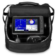 Garmin Panoptix™ Ice Fishing Bundle with ECHOMAP™ Plus 73cv
