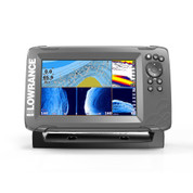 Lowrance HOOK2-7 Fish Finder with TripleShot Transducer