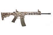 "Smith & Wesson M&P15-22 Kryptek M-LOK 16.5"" Barrel, 25 Round Magazine"