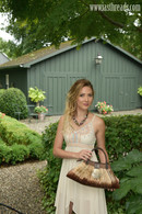 Maria Hand Woven Buntal Handbag