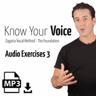 Know Your Voice - Audio Exercise 3