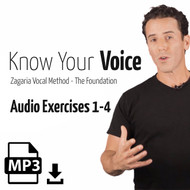 Know Your Voice - Audio Exercises 1-4