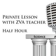Half Hour ZVA Teacher