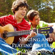 Singing and Playing Guitar Workshop