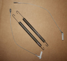 Two Door Springs WD03X10012 , And Cables