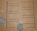 BOSCH DISHWASHER UPPER RACK FLIP TINES