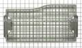 DISHWASHER SILVERWARE BASKET WPW10418356