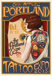 Portland Tattoo Expo II