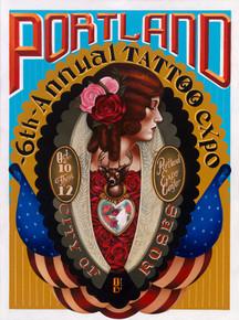Portland Tattoo II