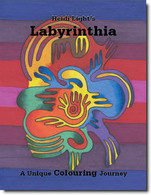 Labyrinthia:  A Unique Colouring Journey