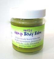 Organic Hefty Hemp Body Balm