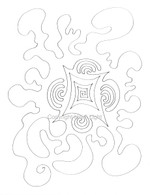 Labyrinthia Printable Colouring & Meditation Page 3